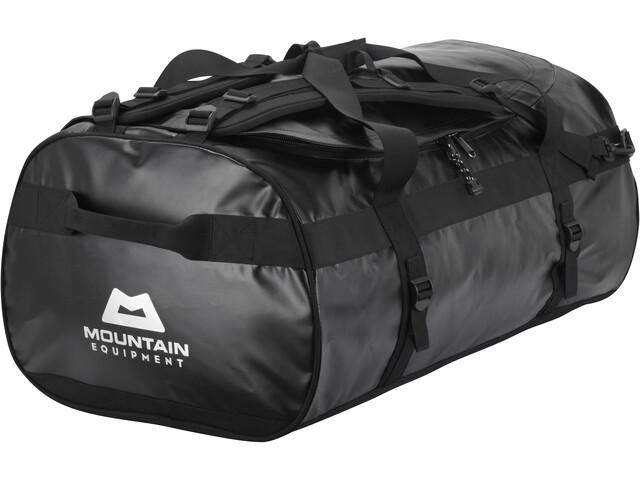 Mountain Equipment Wet & Dry Kitbag 140l, black/black/silver